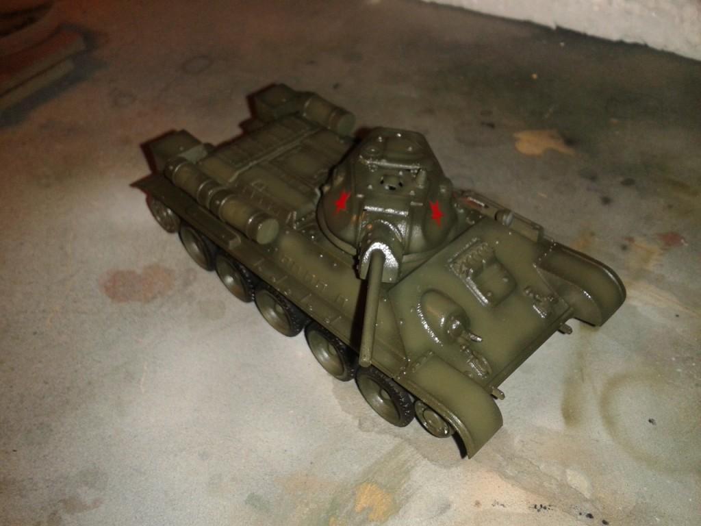 Calcas T34/76
