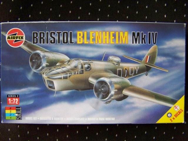 Airfix Bristol Blenheim IV 1/72