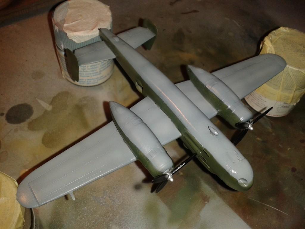 B25 varnishing
