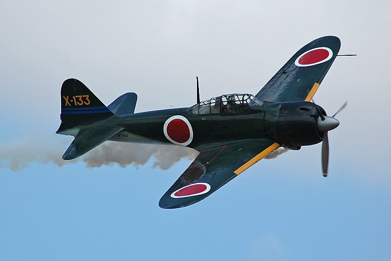 Mitsubishi Zero Fighter