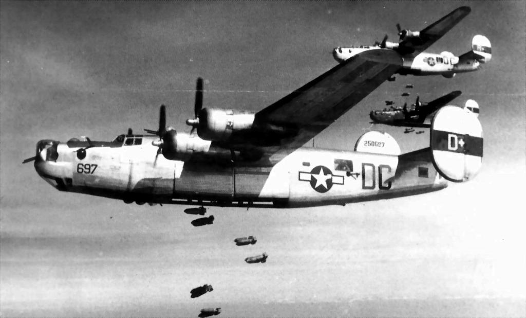 Consolidated B24 Liberator