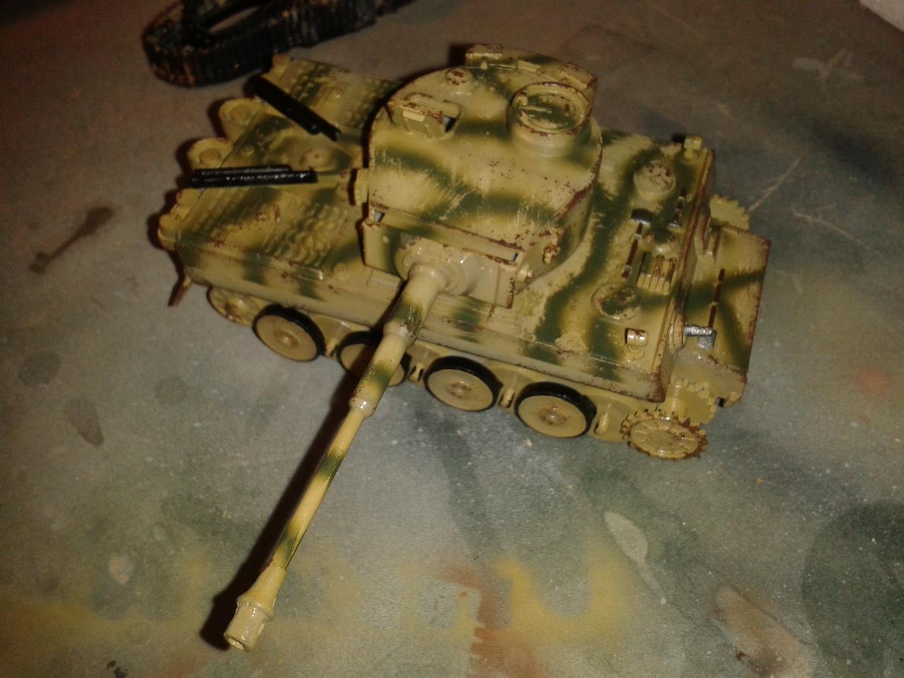 Camuflaje Tiger I