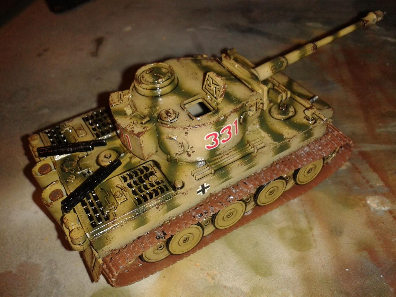 Pintura Tiger I