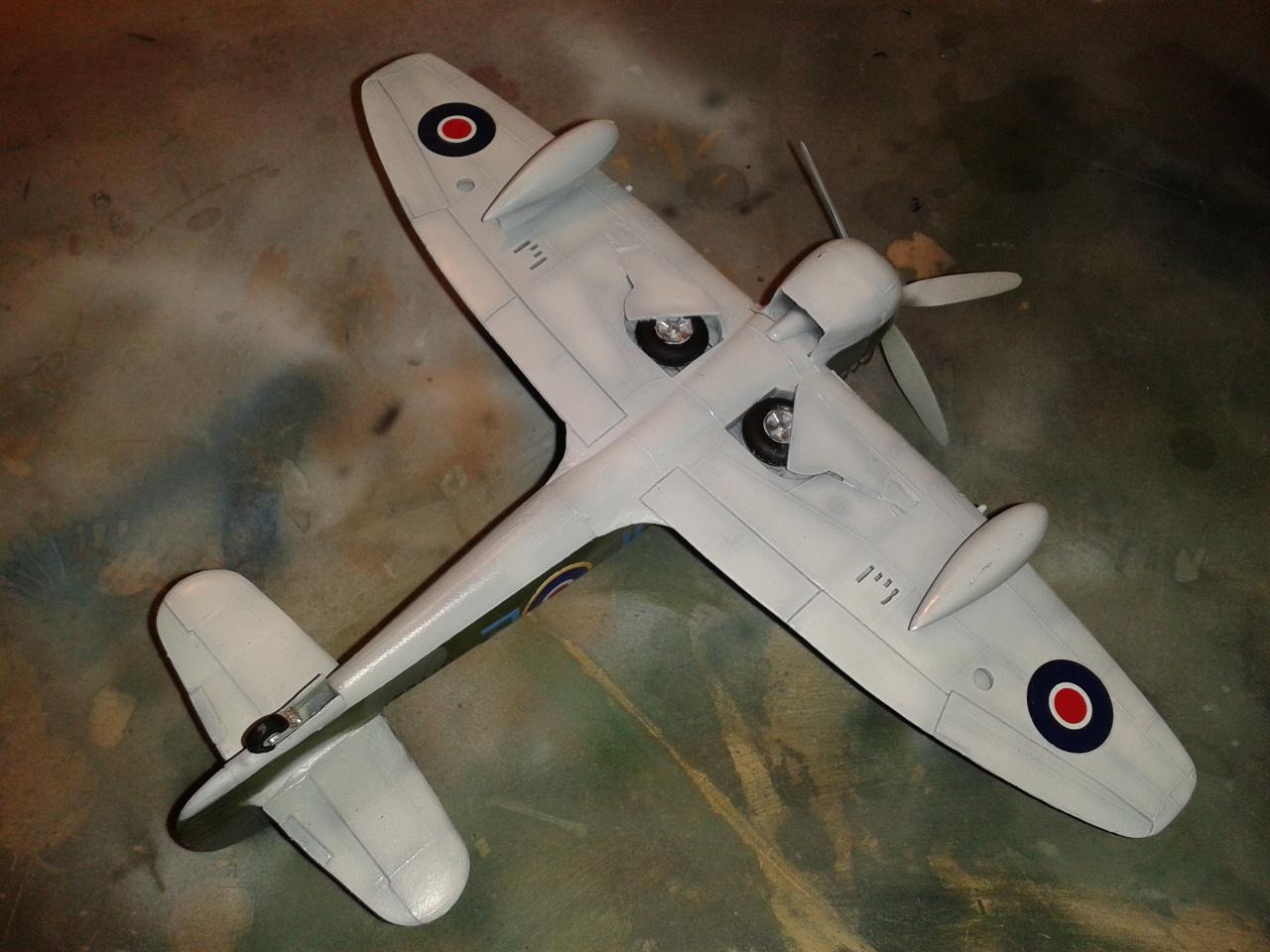 Hawker Tempest MkV calcas
