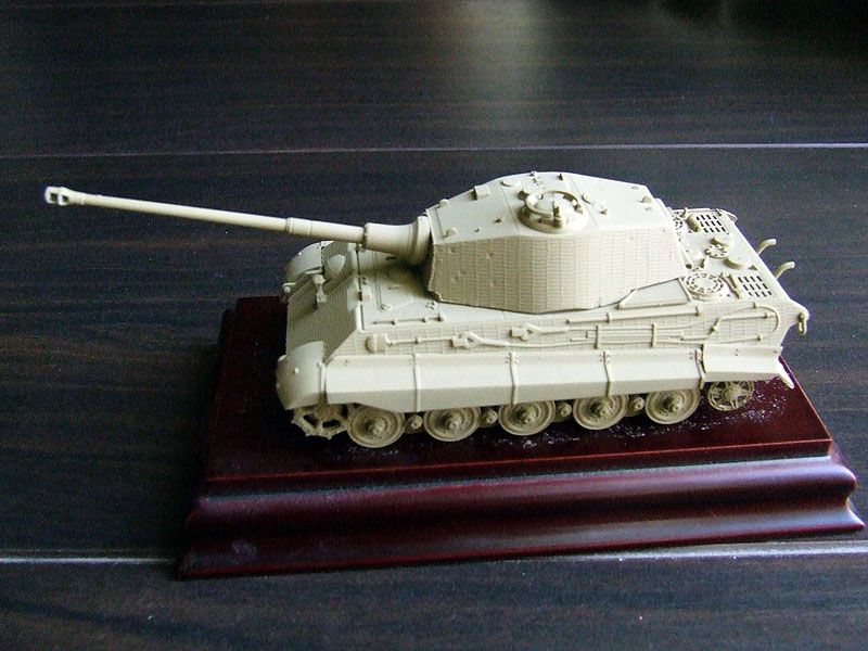 Sd.kfz 182 king tiger montaje
