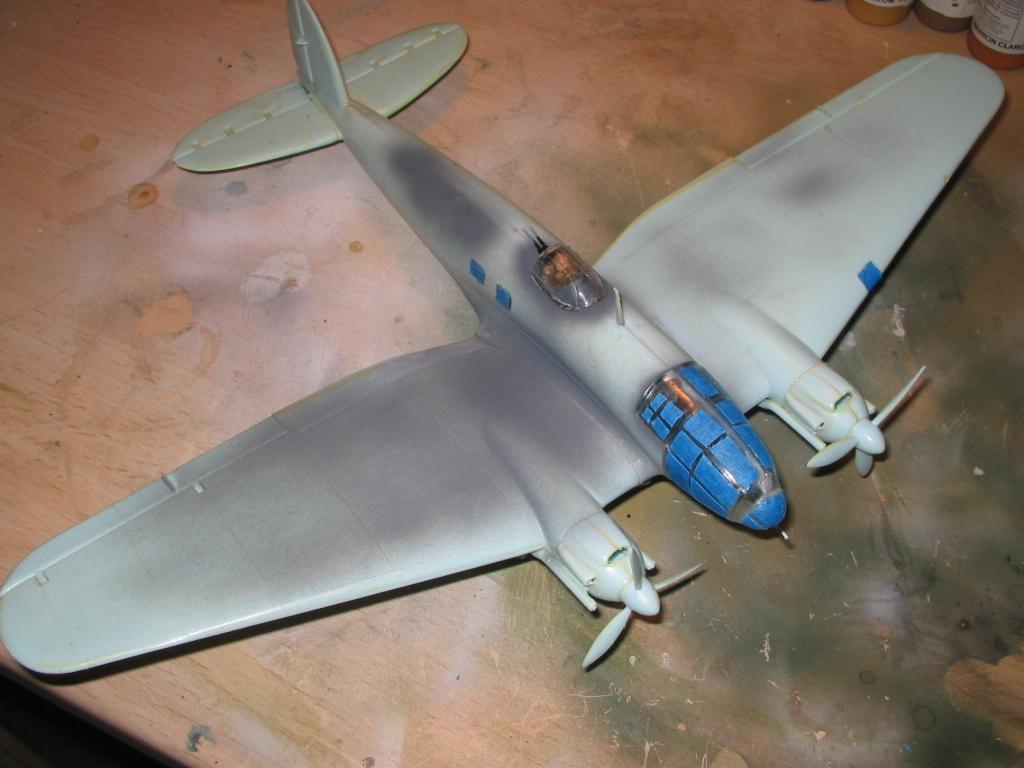 Heinkel He 111 H-20 enmascarado