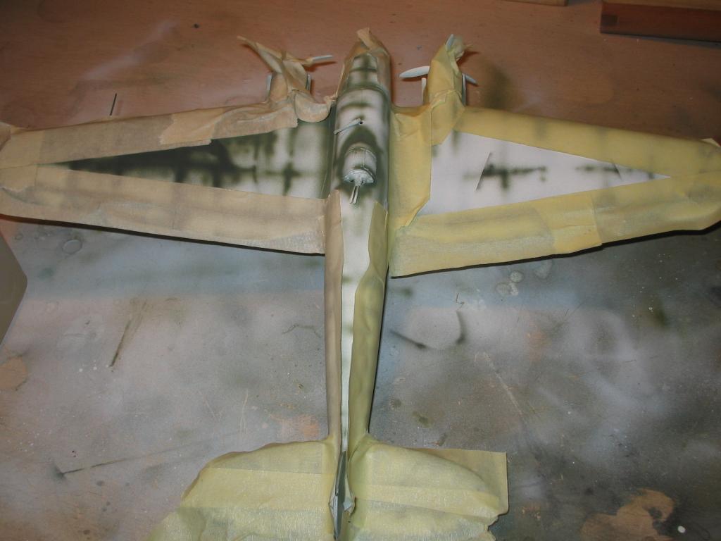 Heinkel He 111 Masking H-20