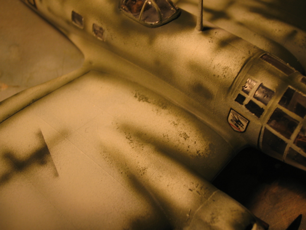 Heinkel He 111 H-20 esponja
