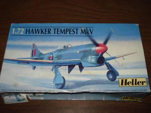 heller-hawker-tempest-mk-v-maqueta-avion-172-segunda-guerra_MLA-O-2596981491_042012