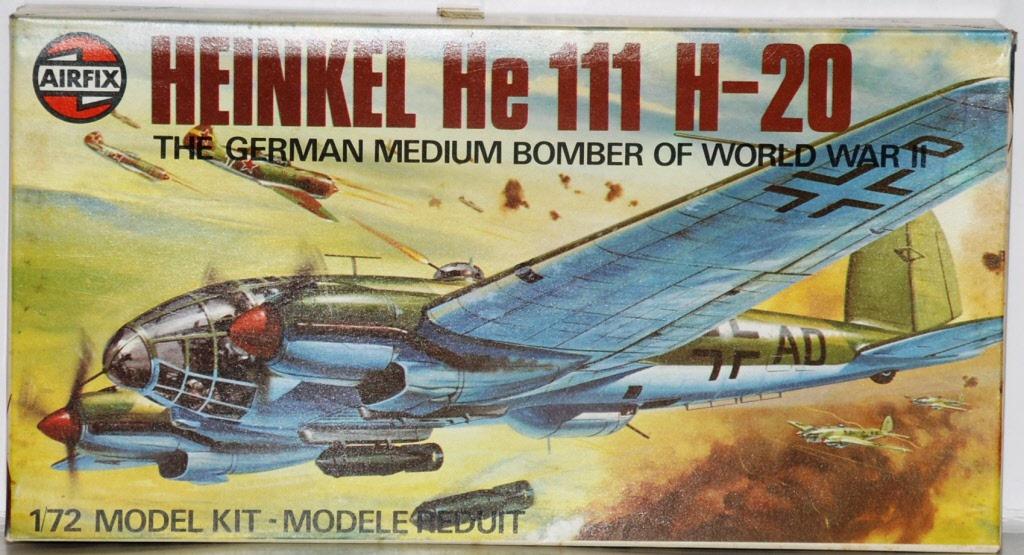 Kit Heinkel He 111 H-20 Airfix 1:72