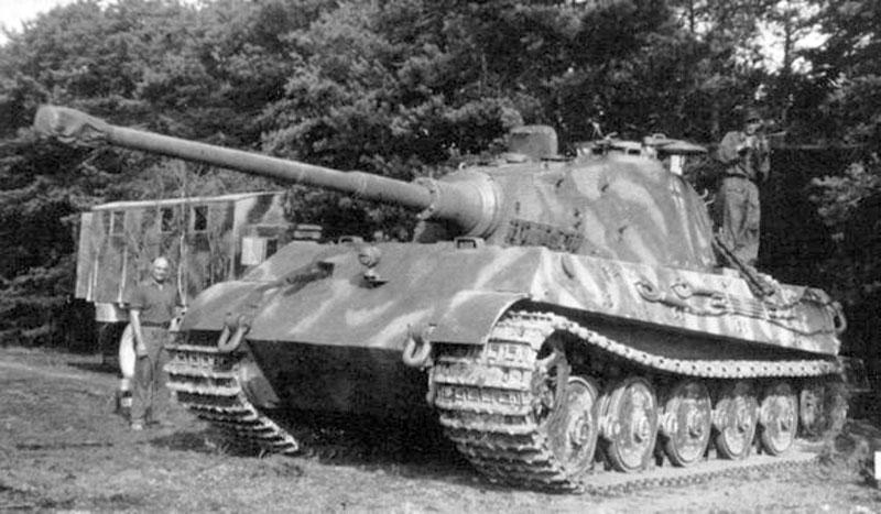 panzer pzkpfw 182 tiger II Ausf.B