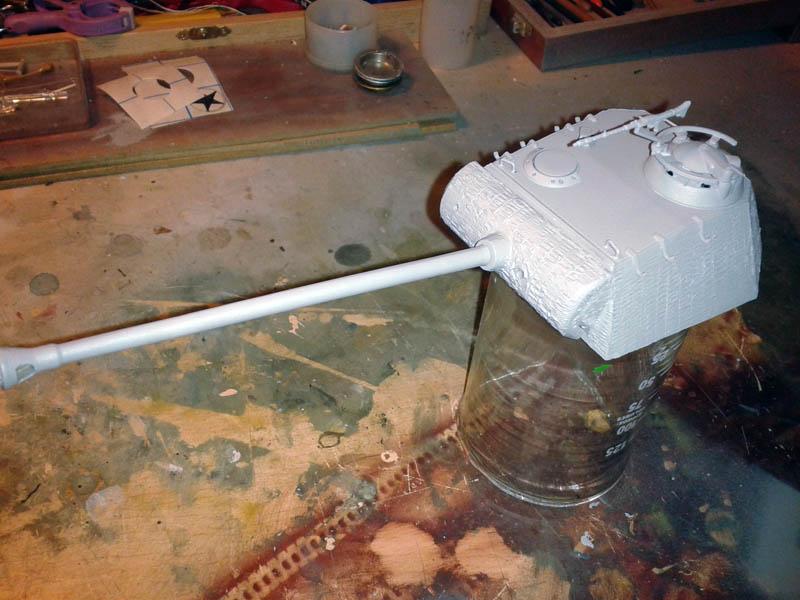 panther turret primer