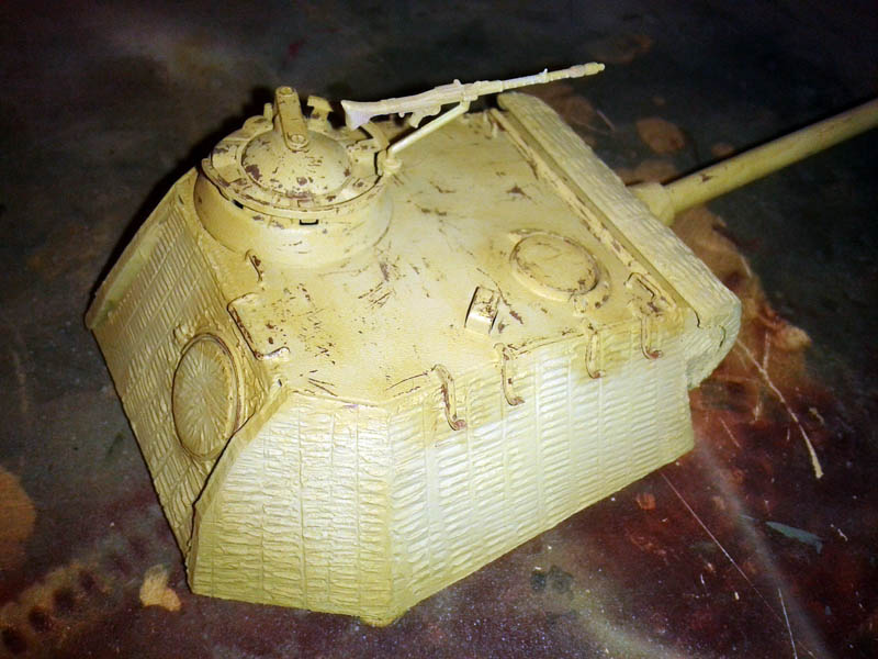 turret wear panther