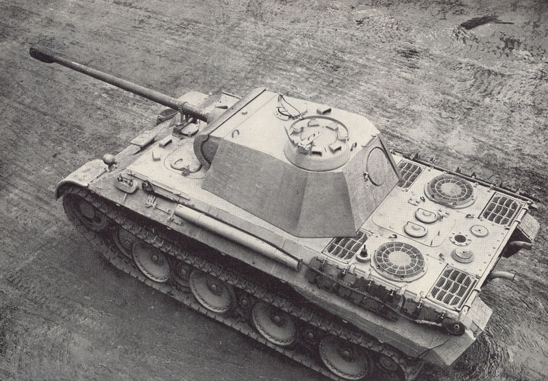 Panther Ausf. A SdKfz 171