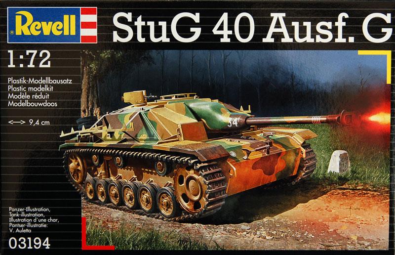 Stug 40 Ausf. G Revell 1:72