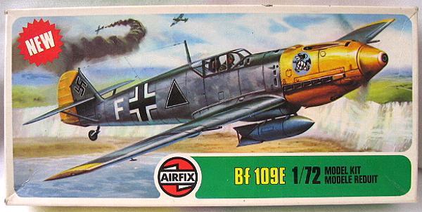 Airfix Bf 109E