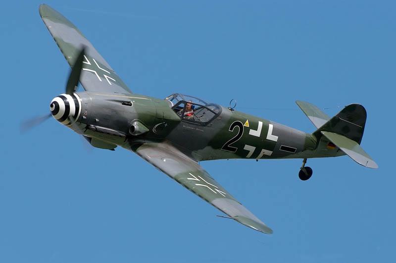 Messerschmitt BF 109 G 10