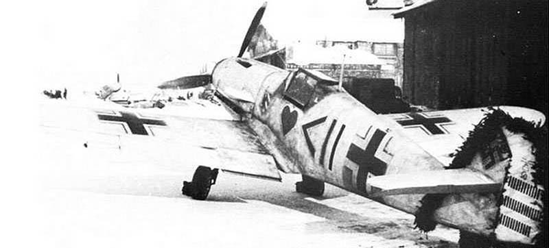 Major hans phillip bf109 f4