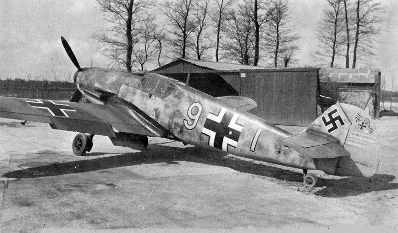 messerschmit BF 109 F2/4