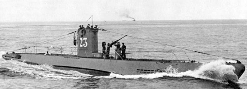 U-Boot type IIB u-23