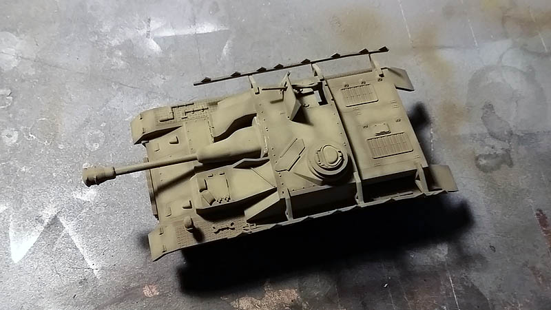 sturmgeschütz IV - color base