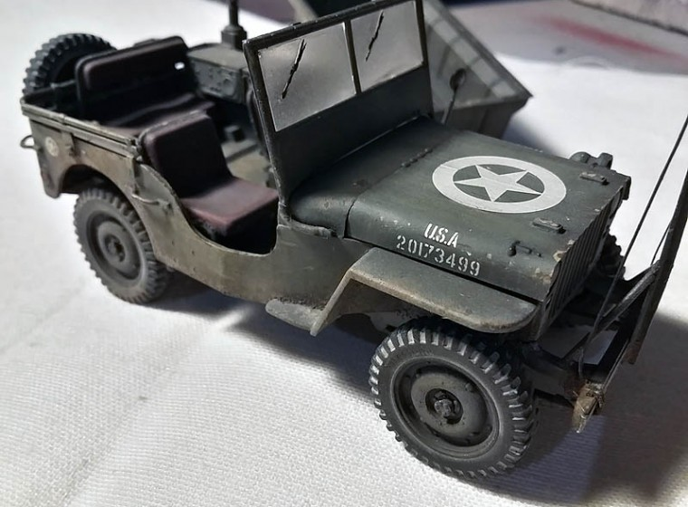 modell willys mb