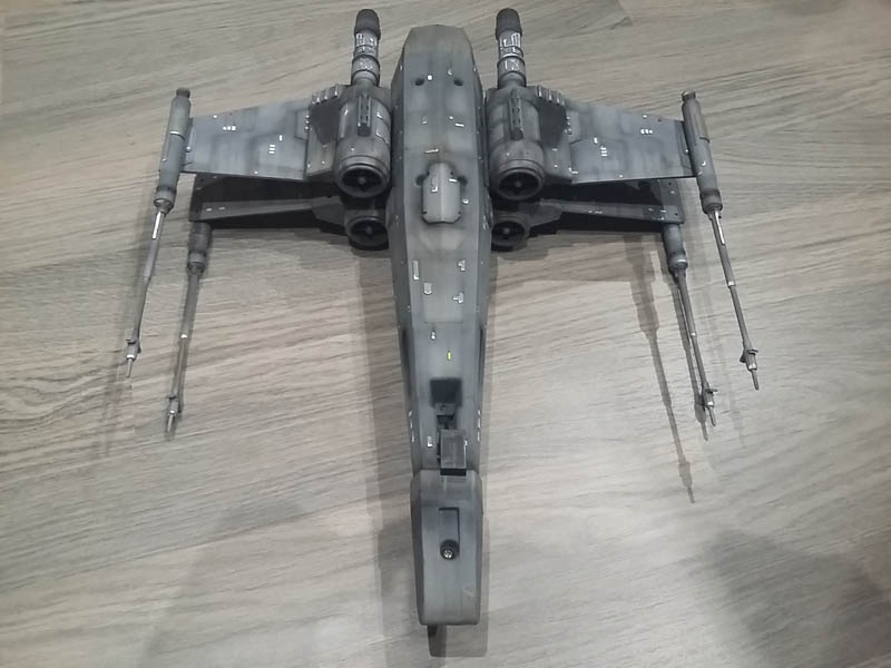 Custom X-Wing Kenner